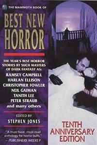 Best New Horror 10