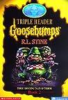 Three Shocking Tales of Terror (Goosebumps Triple Header, #2)
