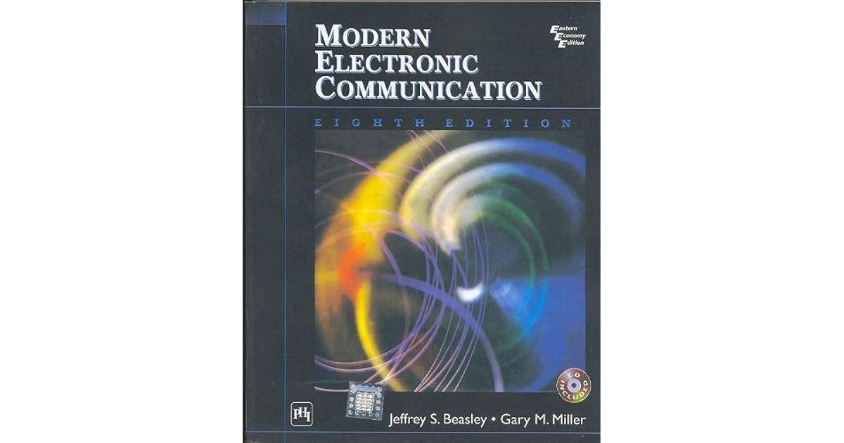 Modern electronic communication by jeffrey s beasley fandeluxe Images