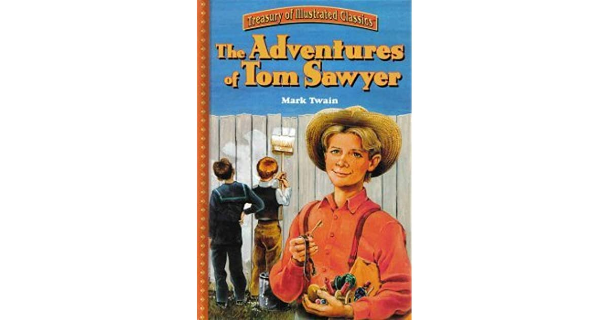 the adventure of tom sawyer idiom The adventures of tom sawyer author: mark twain.