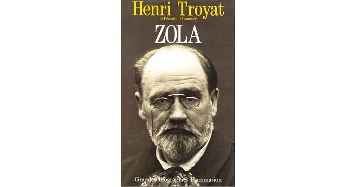 Emile Zola By Henri Troyat