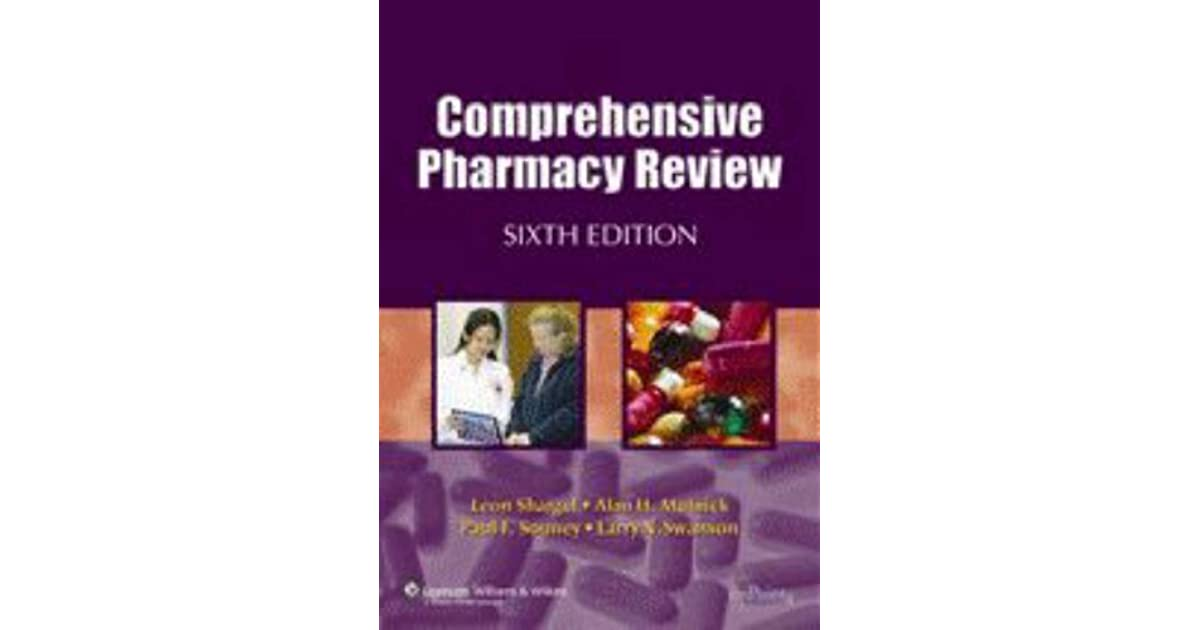 8th comprehensive pdf review pharmacy edition