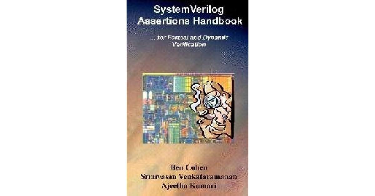SystemVerilog Assertions Handbook by Ben Cohen