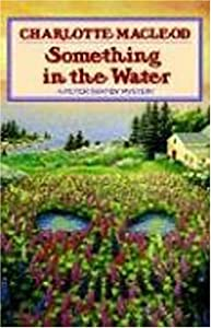 Something in the Water (Peter Shandy, #9)