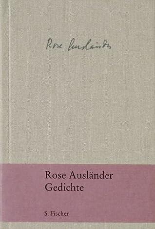 Gedichte By Rose Ausländer