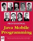 Professional Java Mobile Prog Ramming