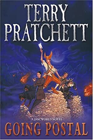 !!> Reading ➸ Going Postal ➰ Author Terry Pratchett – Submitalink.info
