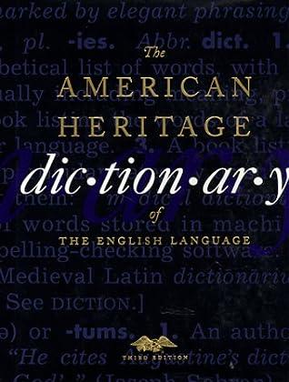 Il dizionario American Heritage della lingua inglese