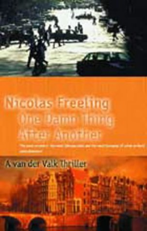Nicolas Freeling One Damn Thing After Another (Van der Valk #12
