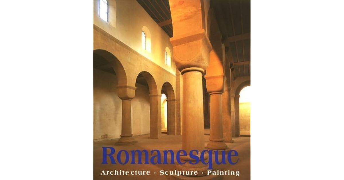 romanesque time period
