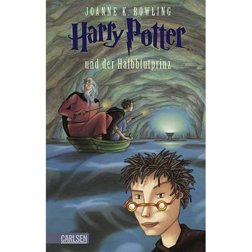 harry potter 6 book review