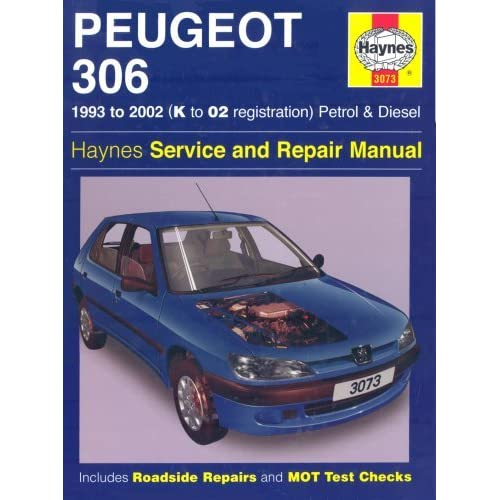 peugeot 306 petrol and diesel service and repair manual 1993 to rh goodreads com Peugeot 206 1.4 Tune Up Peugeot 206 Light Switch