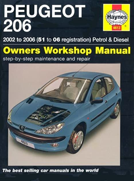 peugeot 206 petrol and diesel service and repair manual 2002 to rh goodreads com 2012 Ford Focus Owners Manual 2012 Ford Focus Owners Manual