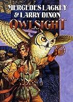 Owlsight (Owl Mage Trilogy, #2)