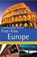 The Rough Guide To First Time Europe   Edition 6