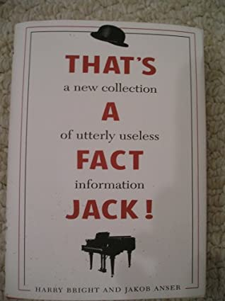 That's a Fact, Jack!