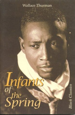 Infants of the Spring book cover