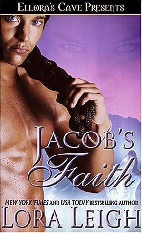 Jacob's Faith (Breeds, #9; Wolf Breeds, #3)