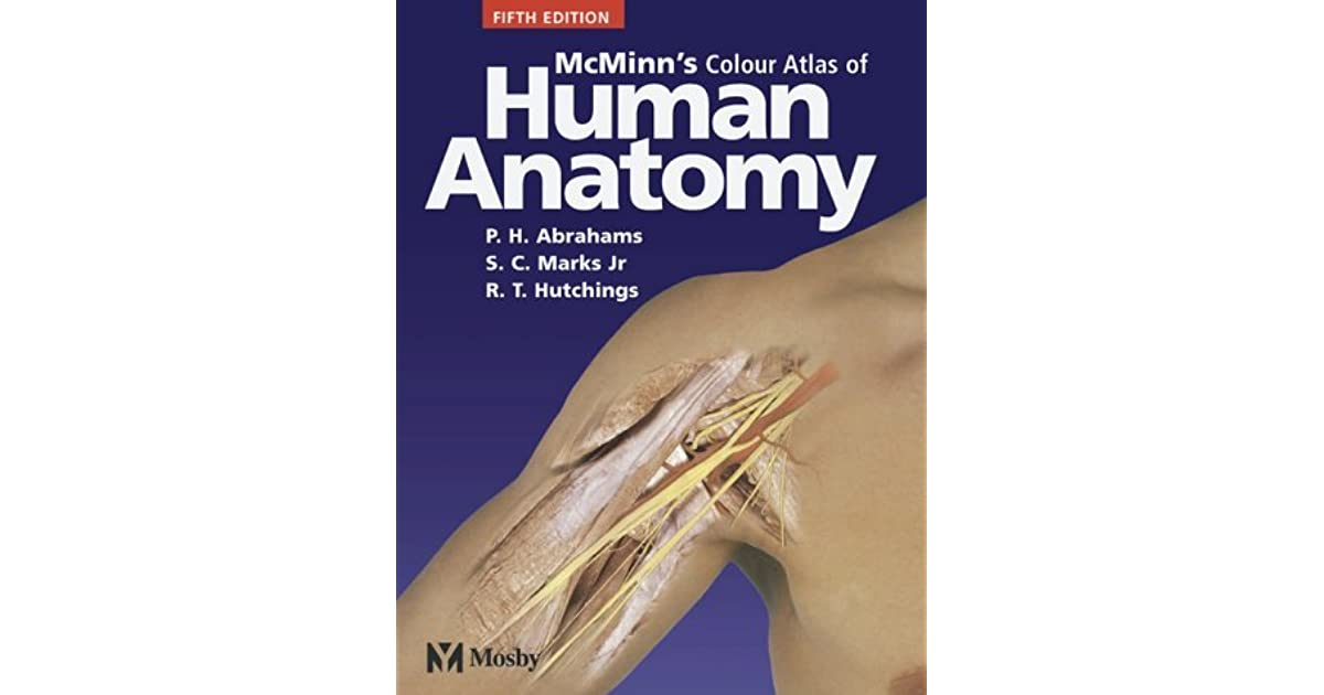 Mcminns Color Atlas Of Human Anatomy With Cdrom By Peter H Abrahams