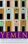 Yemen by Tim Mackintosh-Smith
