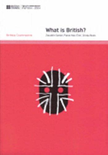 What Is British? Ziauddin Sardar, Piaras Mac Éinrí, Zrinka Bralo, Csilla Hős