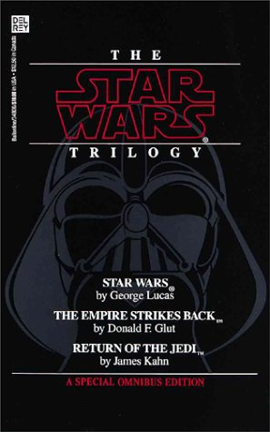 The Star Wars Trilogy: A New Hope/The Empire Strikes Back/Return of the Jedi (Classic Star Wars)