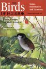 The Birds of Ecuador: Status, Distribution and Taxonomy