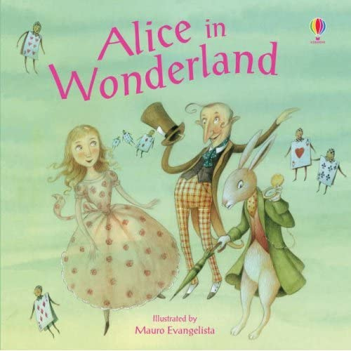 alices wonderland points for discussion