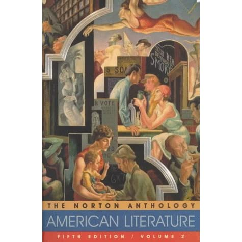 The Norton Anthology of American Literature Vol B