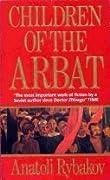 Children of the Arbat (Arbat Tetralogy, #1)