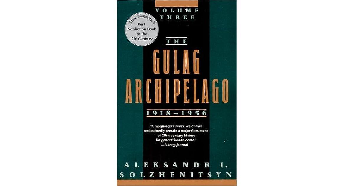 Arhipelagul Gulag Pdf