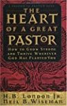 The Heart Of A Great Pastor: How To Grow Strong And Thrive Wherever God Has Planted You