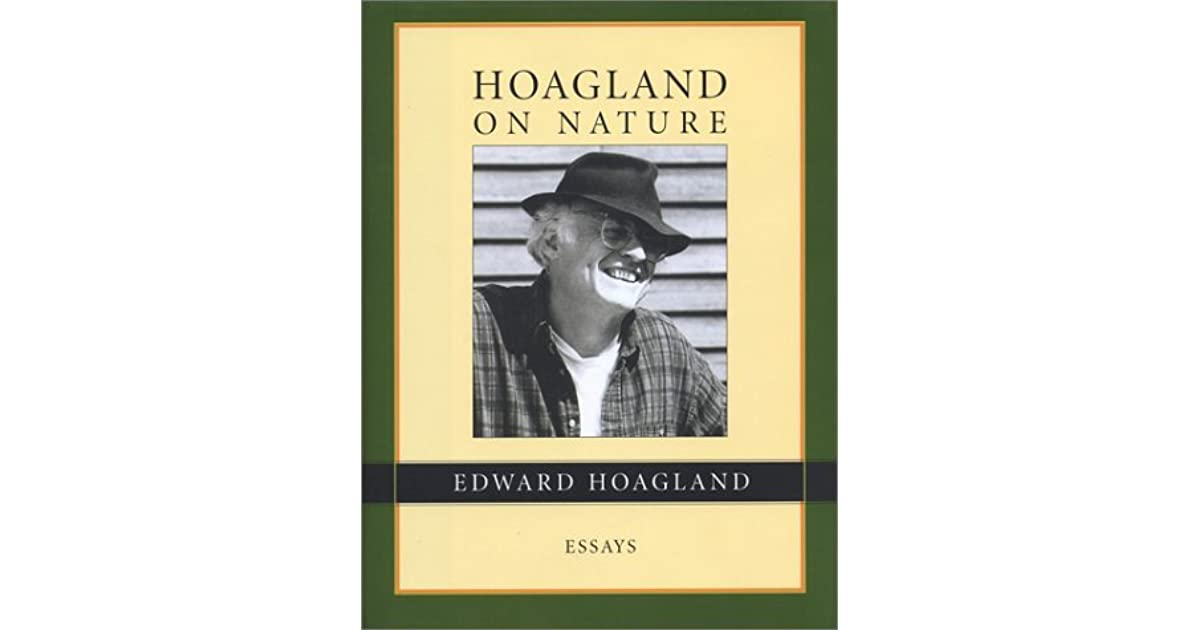 on stuttering edward hoagland essay Free essay: brandi carroll essay about sedaris and hoagland essay about sedaris and hoagland in the short stories, on stuttering, by edward hoagland.
