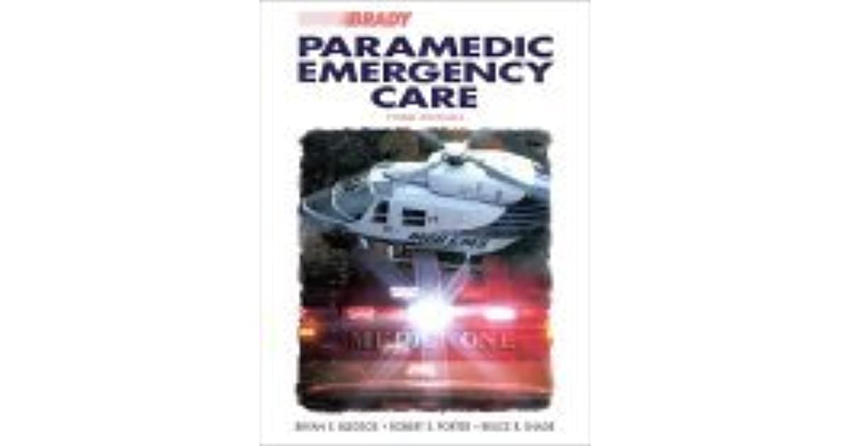 [PDF Download] Brady Emt Paramedic Study Guide Ebook Download