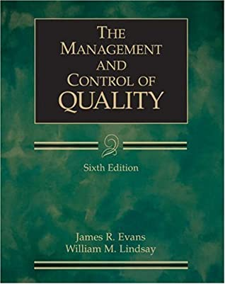 The Management And Control Of Quality With Cd Rom And Infotrac With Cdrom And Infotrac Pdf Hochmatetonivcia7