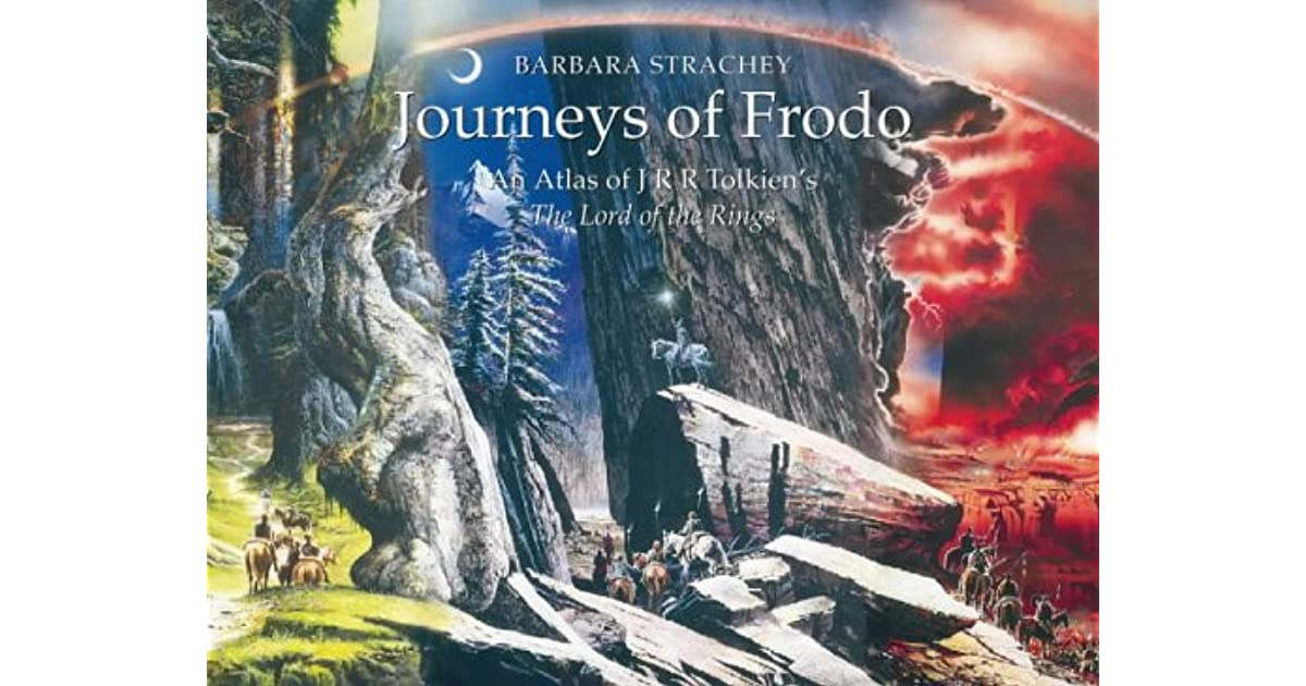 Journeys Of Frodo An Atlas Of Jrrlkiens The Lord Of The