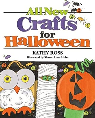 New Halloween Crafts.All New Crafts For Halloween By Kathy Ross