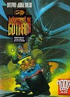 Batman, Judge Dredd: Judgement on Gotham