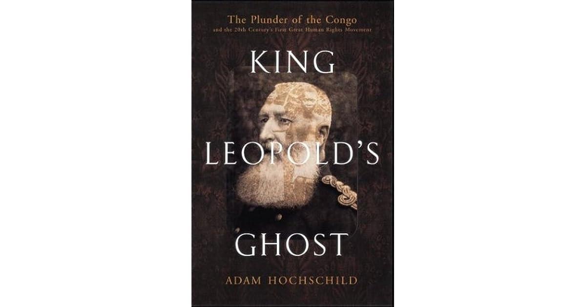 hochschild verts thesis full leopold s ghost