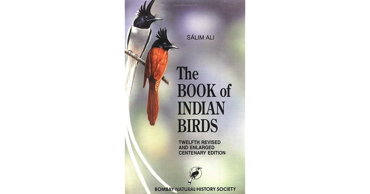 Dr Salim Ali Book