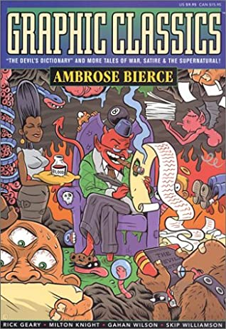 Graphic Classics Volume 6:  Ambrose Bierce