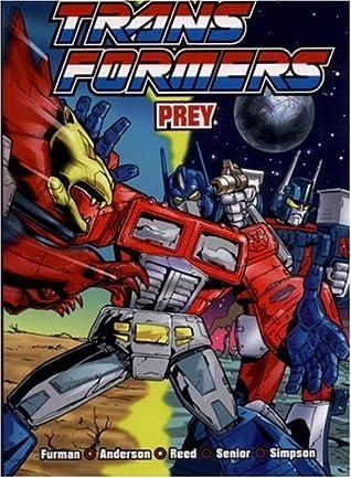 Transformers: Prey by Simon Furman
