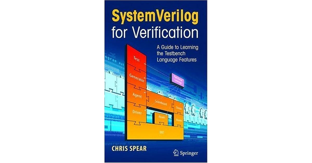 Chris spear systemverilog for verification epub download open fandeluxe Images