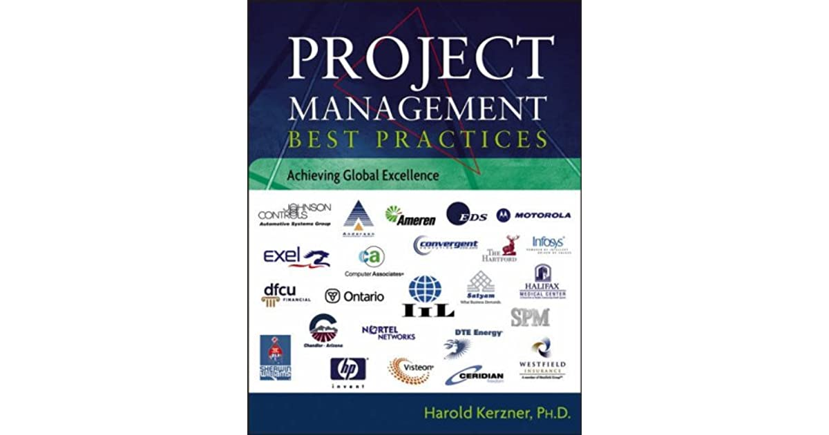 project management best practices and essential for In today's dynamic and competitive world, a project manager's key challenge is coping with frequent unexpected events despite meticulous planning and risk-management processes, a project manager may encounter, on a near-daily basis, such events as the failure of workers to show up at a site, the bankruptcy of a key vendor, a contradiction in the guidelines provided by two engineering.