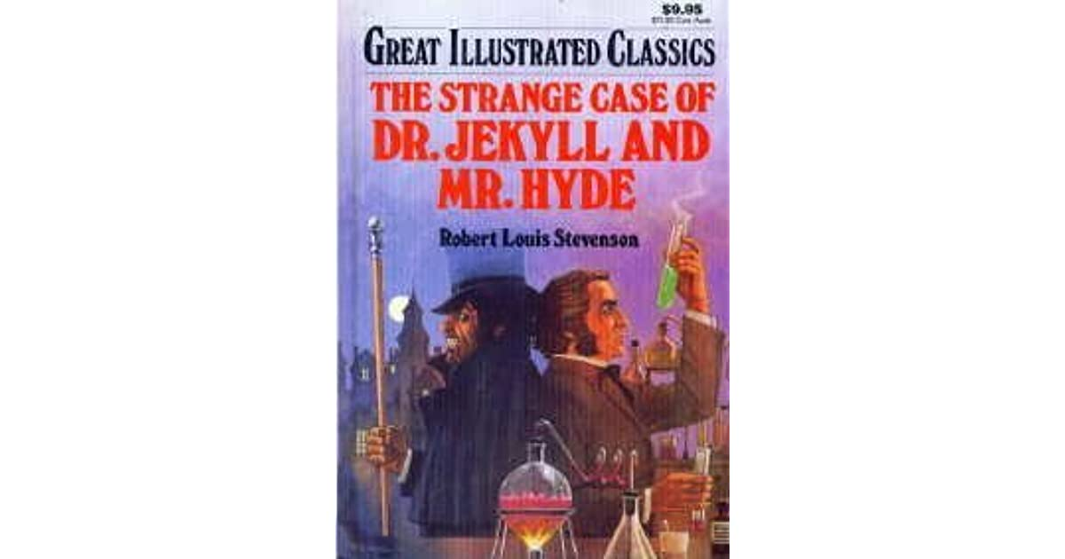 schizophrenia and the strange case of dr jekyll and mr hyde Book from project gutenberg: the strange case of dr jekyll and mr hyde library of congress classification: pr.
