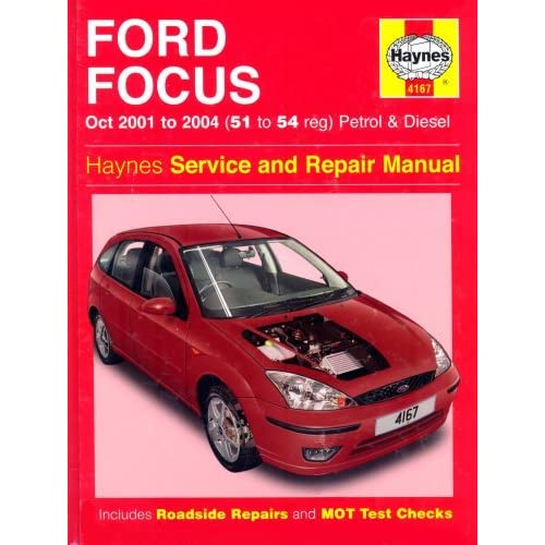 ford focus petrol and diesel 2001 2004 by martynn randall rh goodreads com 2004 ford focus repair manual pdf 2014 ford focus repair manual pdf reddit