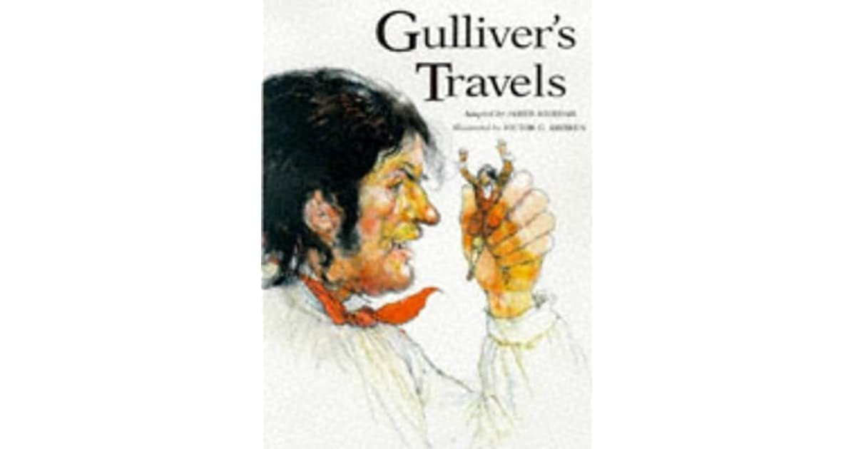 satire in gulivers travels Become a travel agent canada gulliver s travels satire gulliver the name of the web crawler for northern light a fictional englishman who travels to the imaginary land of lilliput in a satirical novel by jonathan swift is a befuddled seagull who gives the player rare items from.