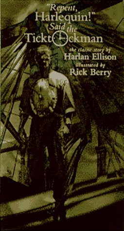 Repent, Harlequin! Said the Ticktockman: The Classic Story (limited edition)