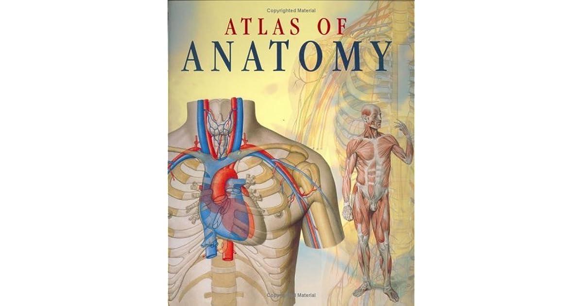 Atlas Of Anatomy By Giovanni Iazzetti