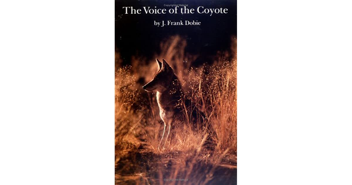 thomas king s dance with the coyote Coyote, skunk, and the prairie dogs while i find it rather creative to imagine a skunk and a coyote to conspire together to murder prairie dogs home page free.